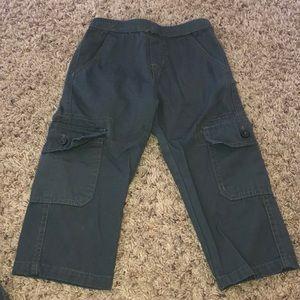 NWOT DKNY Kids Cargo Pants